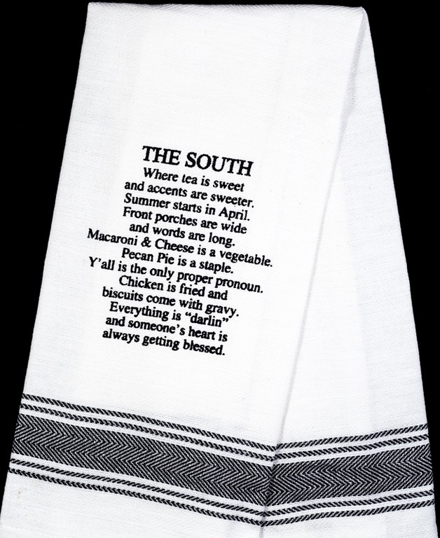 South Sweet Tea Towel